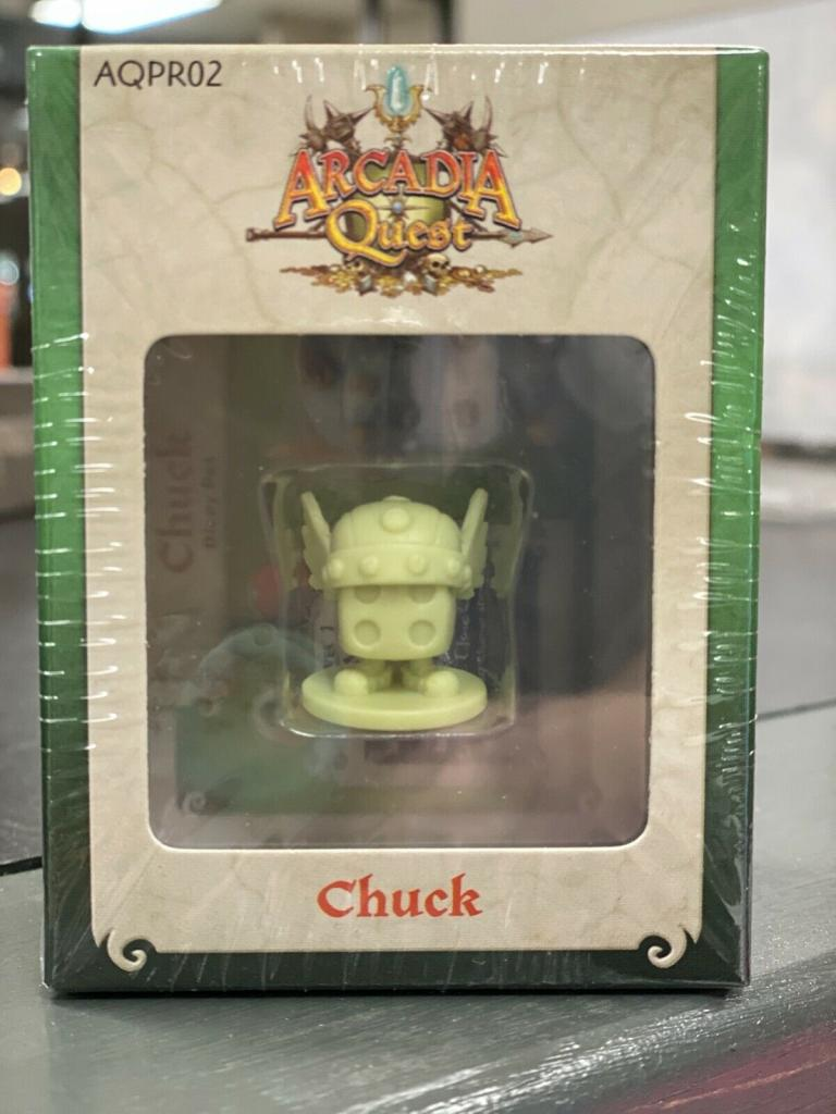 Arcadia Quest - Chuck