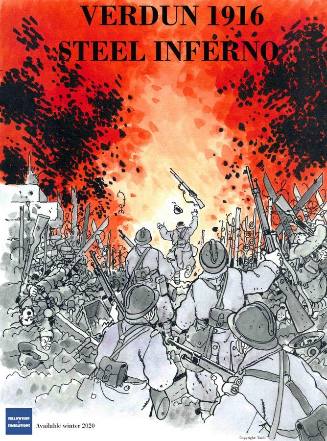 Verdun 1916: Enfer D'acier