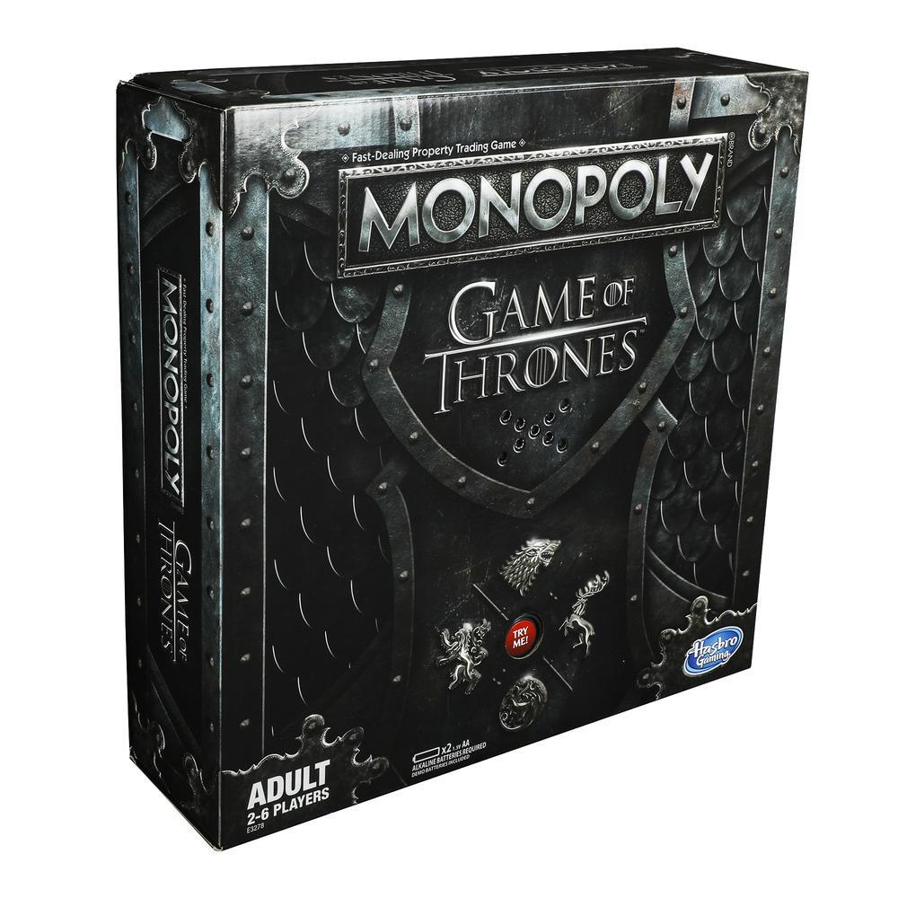 Monopoly Game Of Thrones (2019)