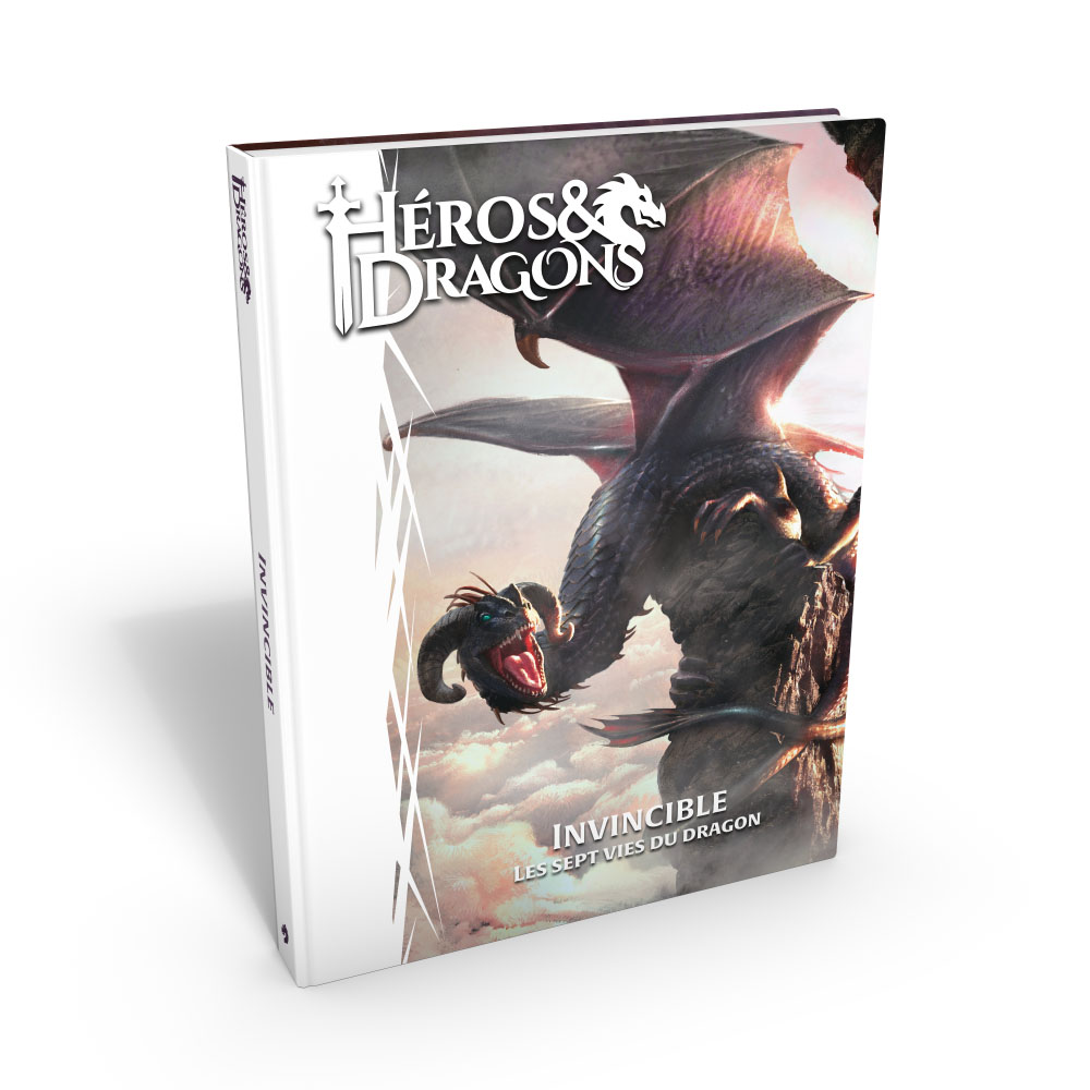 Héros & Dragons - Invincible