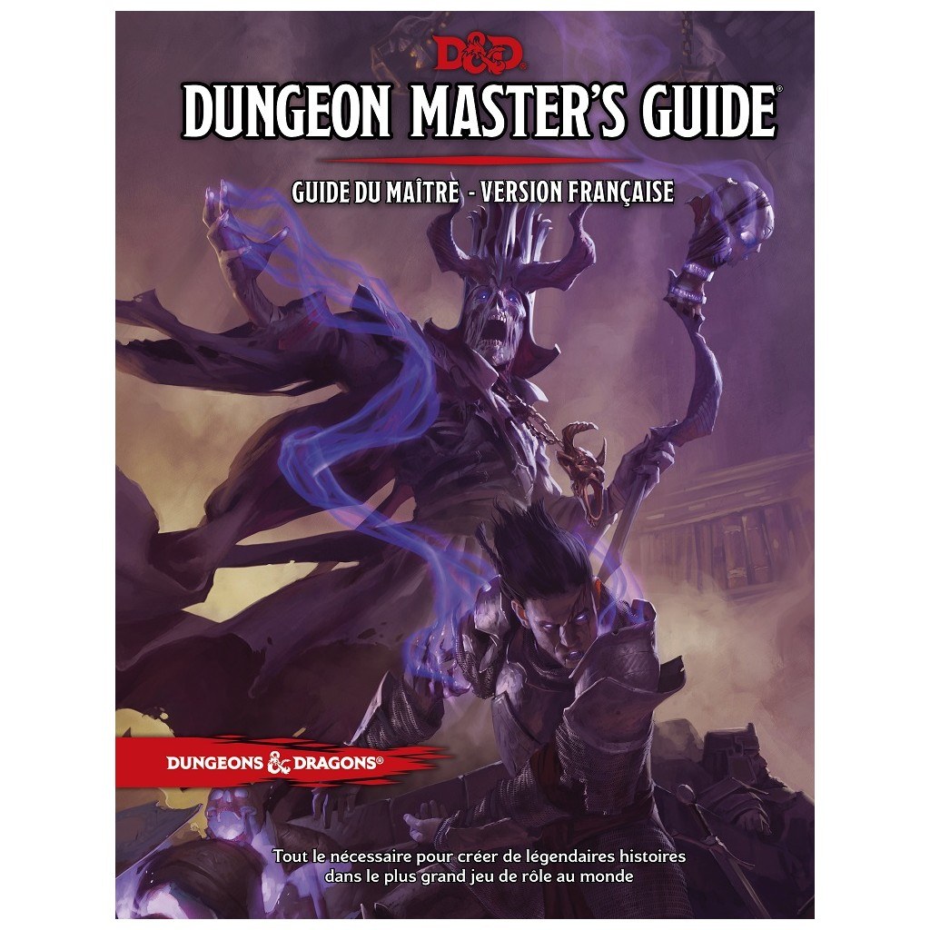 Dungeon's Master Guide (vf)