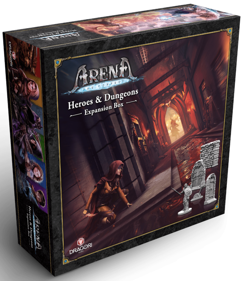 Arena: The Contest - Heroes & Dungeons