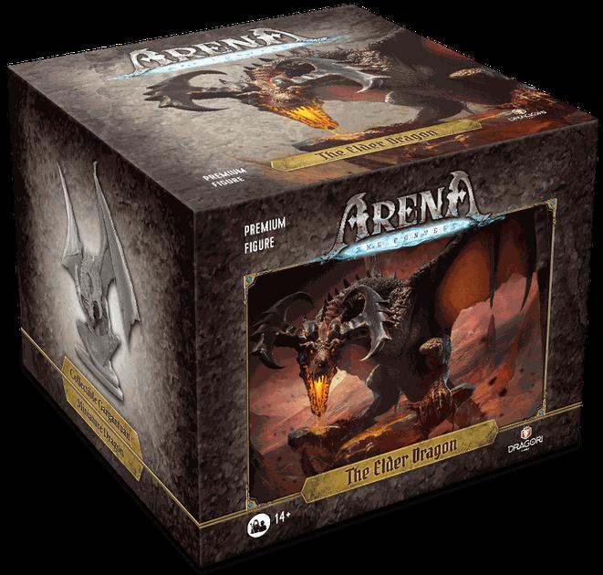 Arena: The Contest - The Elder Dragon