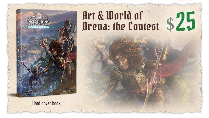 Art & World Of Arena: The Contest