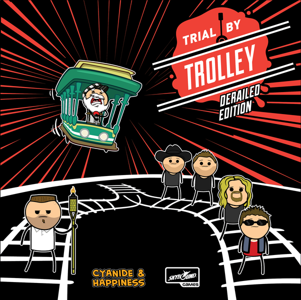 Trial By Trolley: Derailed Edition