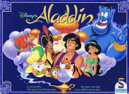 Aladdin: Le jeu du film (Schmidt)