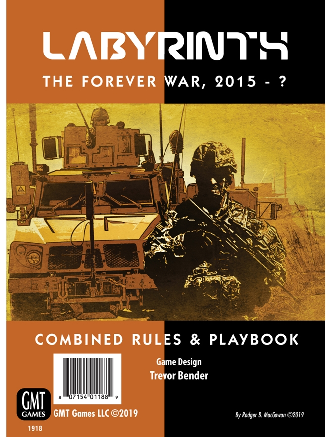 Labyrinth: The Forever War, 2015 - ?