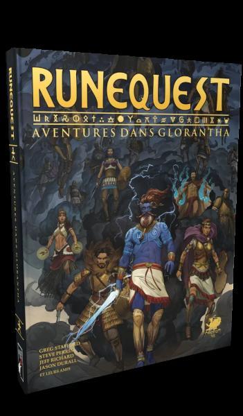 Runequest Aventures Dans Glorantha