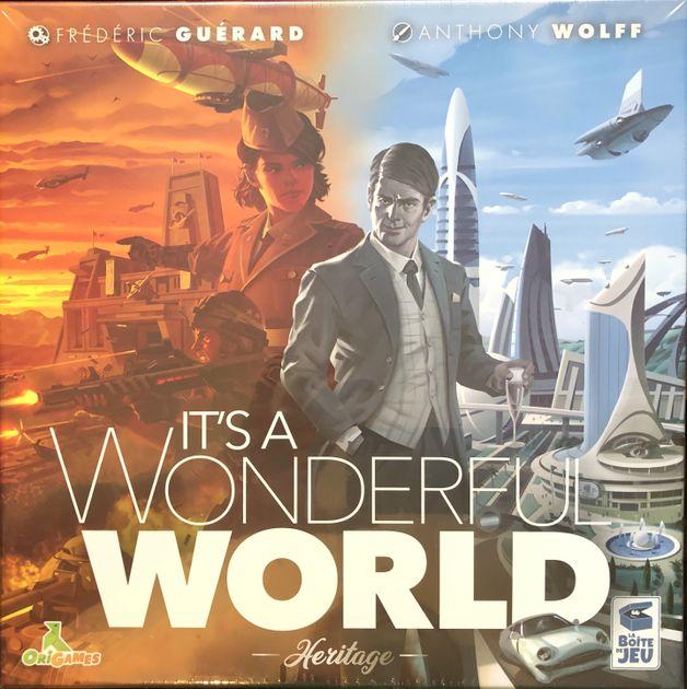 It's A Wonderful World - Heritage (kickstarter)