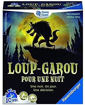 Loup-Garou pour une nuit (Ravensberger)