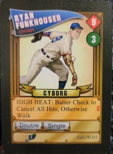 Baseball Highlights 2045 - Baseball Highlights: 2045 – Ryan Funkhouser Promo Card
