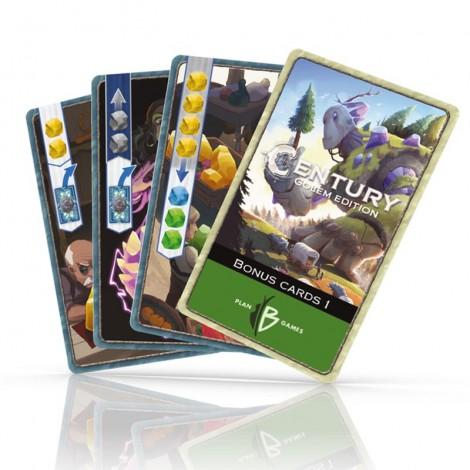 Century : Édition Golem - Bonus Cards 1