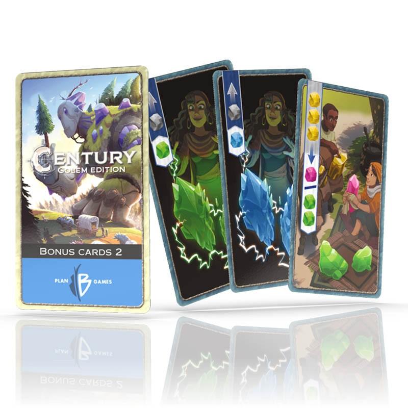 Century : Edition Golem - Bonus Cards 2