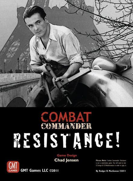 Combat Commander : Europe - Resistance !