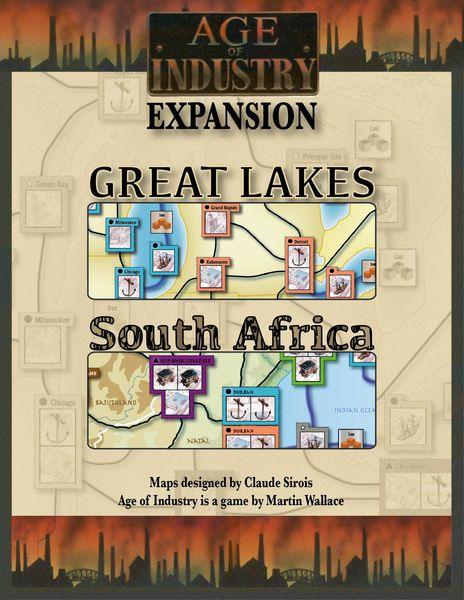 Age Of Industry Extension Afrique Du Sud - Grands Lacs