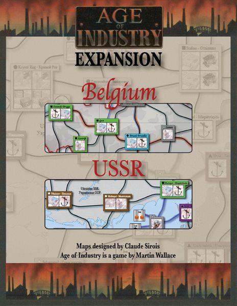 Age Of Industry Extension Urss - Belgique