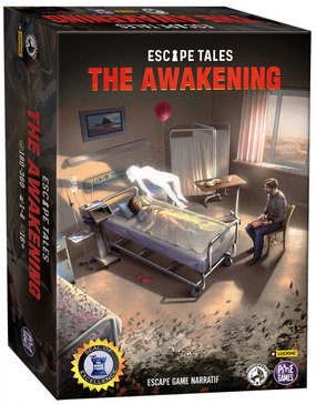 Escape Tales - The Awakening  (vf)