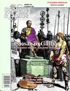 Caesar In Gallia: Conquest On The Ancient Frontier