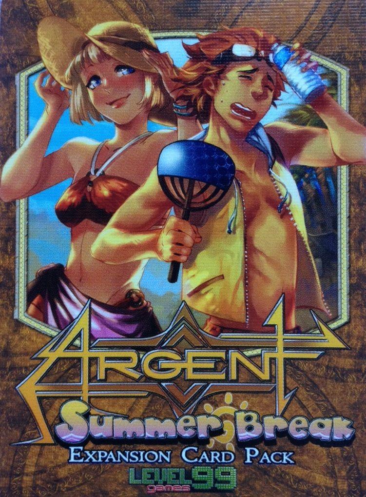 Argent - Summer Break