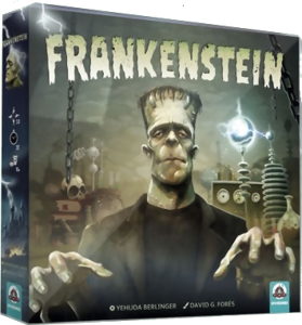 Frankenstein : A Monster Building Game