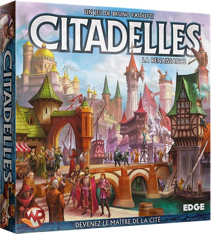 Citadelles - Quatrième Edition