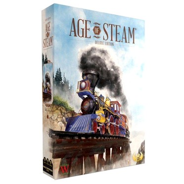 Age Of Steam - Deluxe Edition Vf