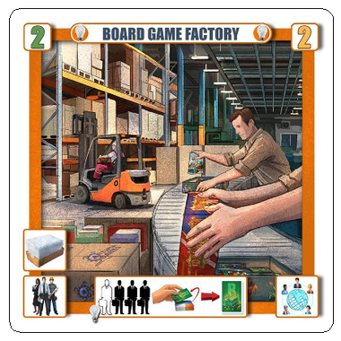 Briefcase: Board Game Factory