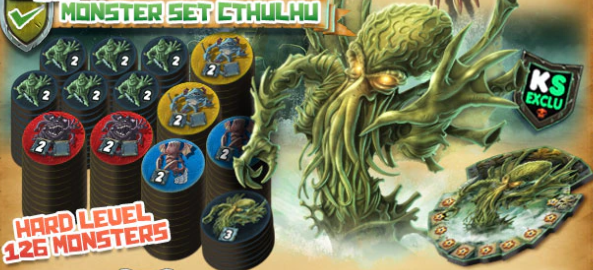 Age Of Towers : Monster Set Cthulhu