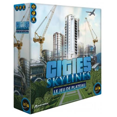 Cities Skylines - Le Jeu De Plateau