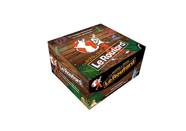 Le Routard - La Boîte à Quiz