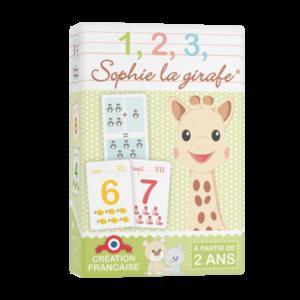1, 2, 3, Sophie La Girafe