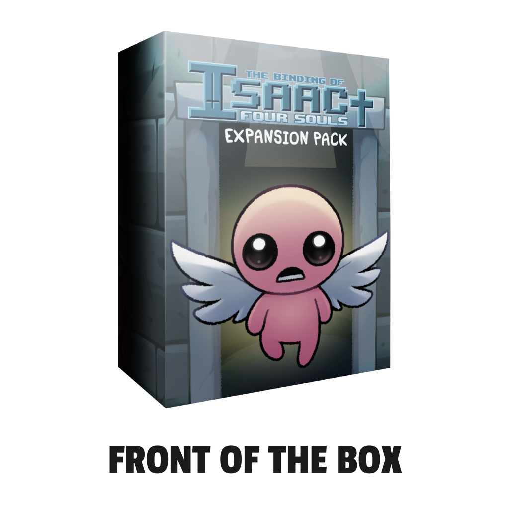 The Binding Of Isaac: Four Souls - The Binding Of Isaac : Four Souls Extension