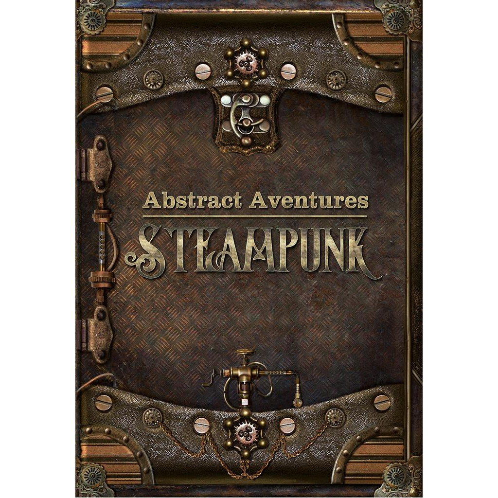 Abstract Dungeon - Abstract  Steampunk