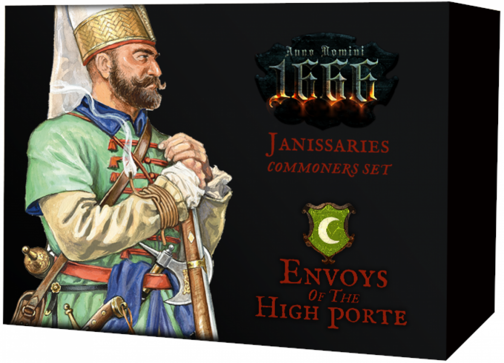 Anno Domini 1666 - Janissaries