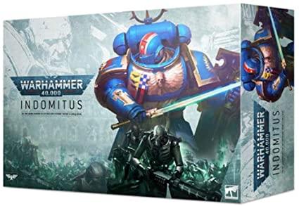 Warhammer 40000 : Indomitus