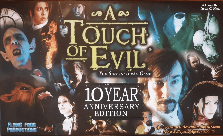 A Touch Of Evil 10th Anniversary