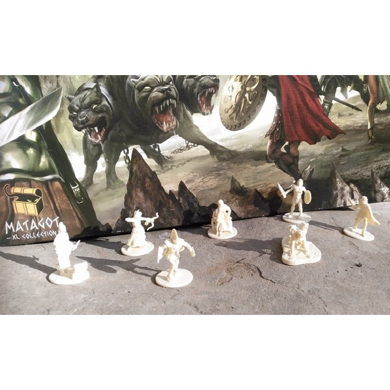 Cyclades - 7 Figurines