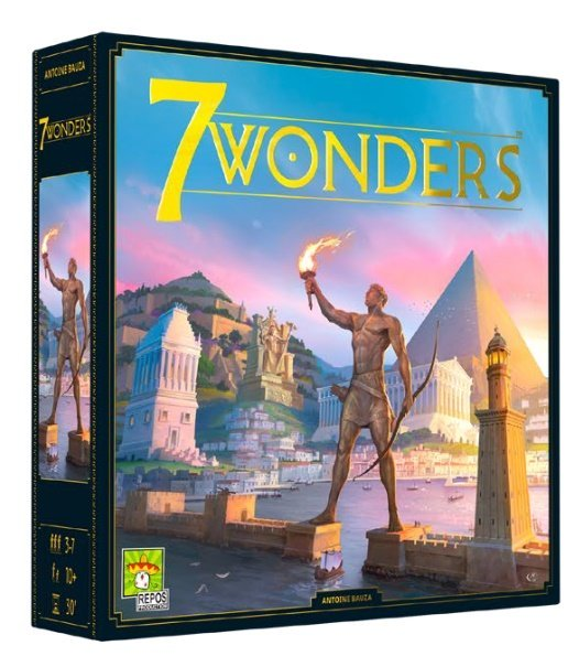 7 Wonders (édition 2020)