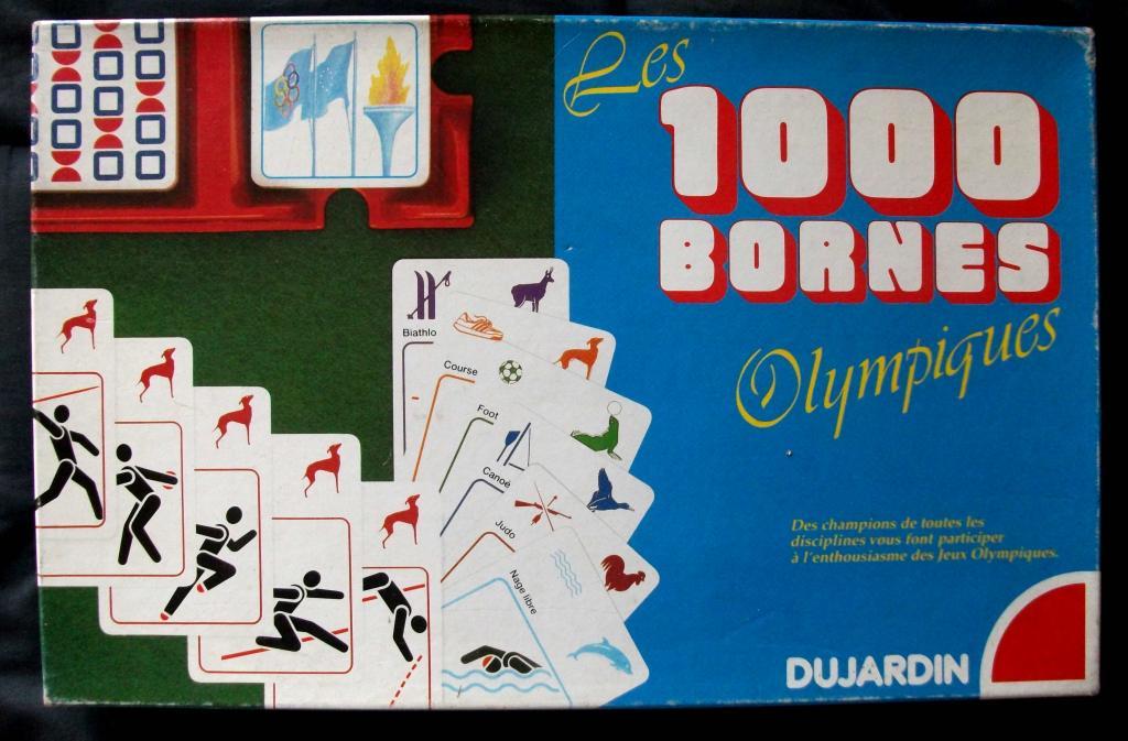 1000 Bornes Olympiques