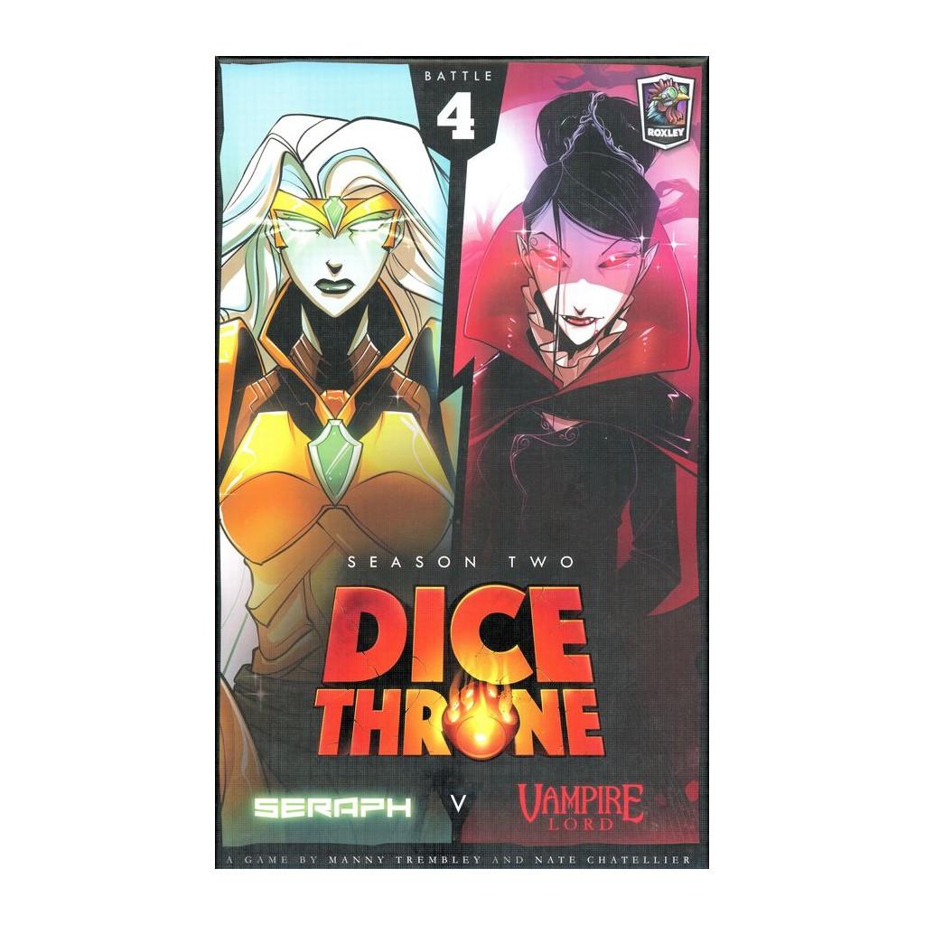 Dice Throne: Season Two - Seraph Vs. Vampire Lord