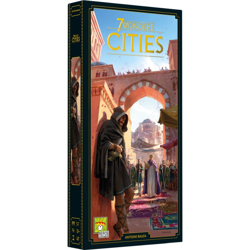 7 Wonders : Cities (édition 2020)