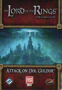 Le Seigneur Des Anneaux Jce - Attack On Dol Guldur