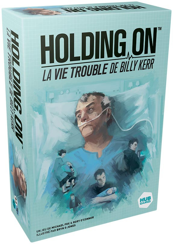 Holding On: La Vie Trouble De Billy Kerr