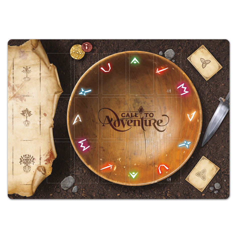 Call To Adventure - Playmat
