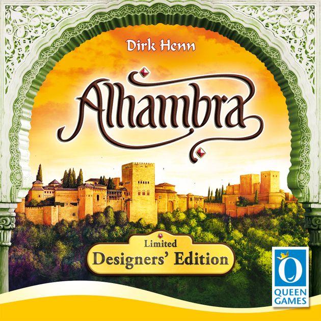 Alhambra Limited Designer's Edition