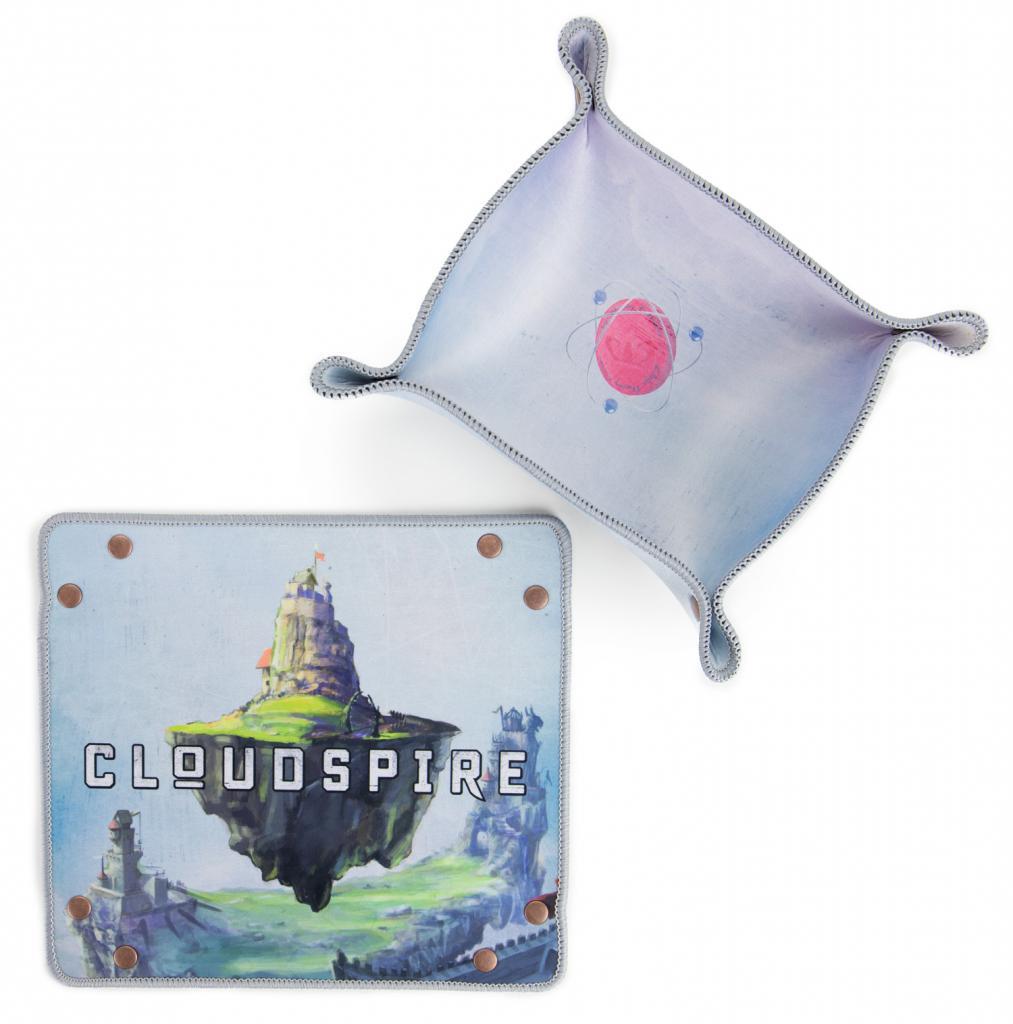 Control 'ur Roll Dice Tray: Cloudspire