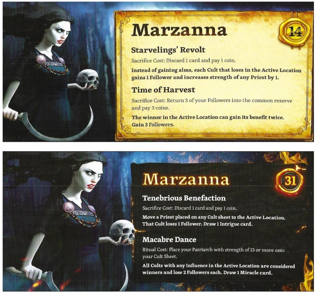 Culte - Marzanna