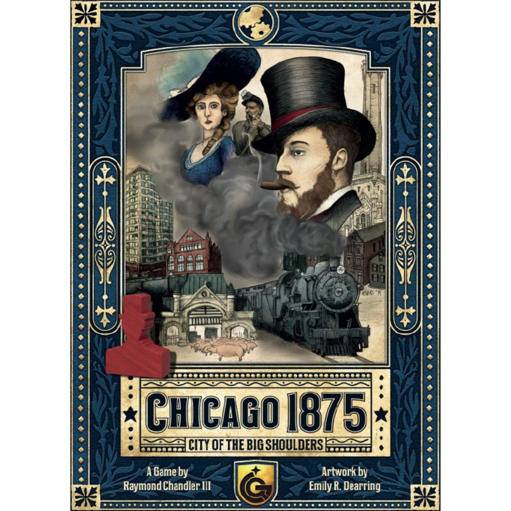 Chicago 1875 : City Of The Big Shoulders