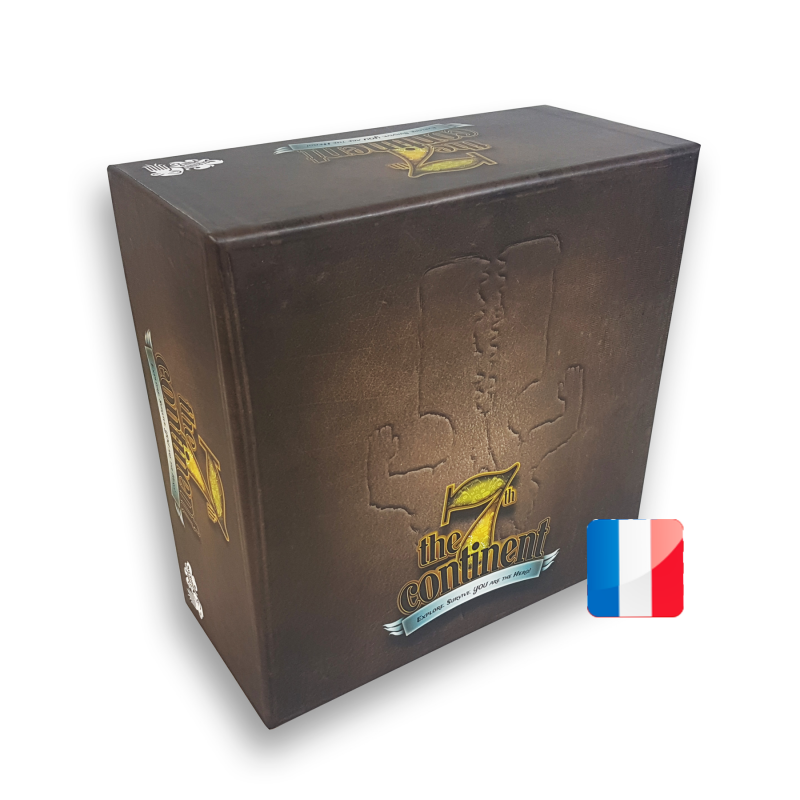 The 7th Continent - Classic Edition