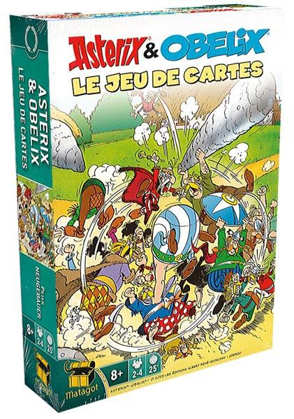 Asterix Et Obelix: Le Jeu De Cartes